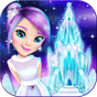 Ice Princess Castle Decoration 3.0