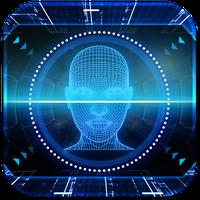 Иконка Блокировка с лицом -ID Face