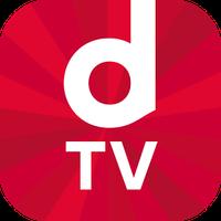 dTV 映画、ドラマ、アニメならディーティービー アイコン