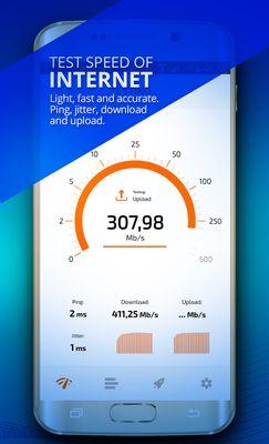 FireProbe Speed Test Image 1