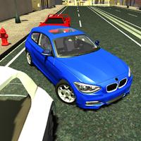 Ícone do Manual gearbox Car parking