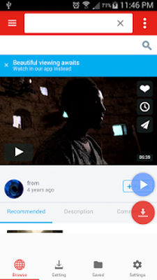 descargar video downloader professional para android