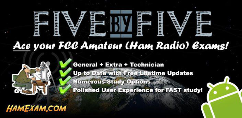 FCC Ham Radio Test Prep Android - Free Download FCC Ham