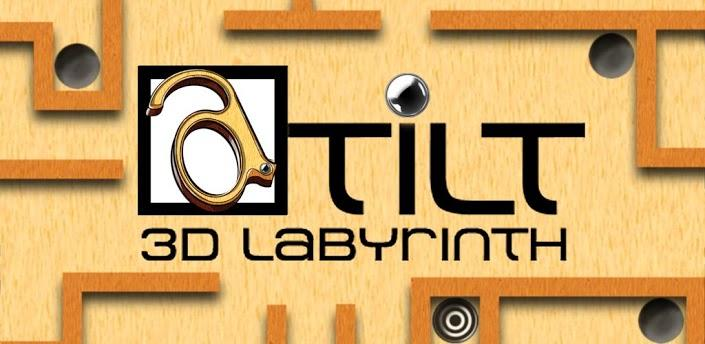 aTilt 3D Labyrinth Free v1.6.1 APK