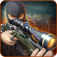 ไอคอนของ Sniper Gun 3D - Hitman Shooter