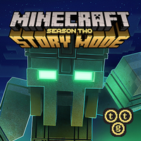 Ícone do Minecraft: Story Mode - Season Two