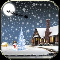 Christmas night apk icon