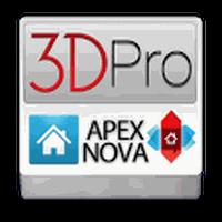 3DPro HD Apex Theme icon