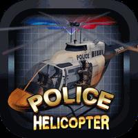 警察のヘリコプター - 3D飛行 APK アイコン