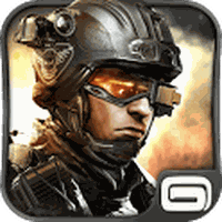 Ícone do Modern Combat 4 FREE