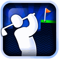 Ícone do Super Stickman Golf