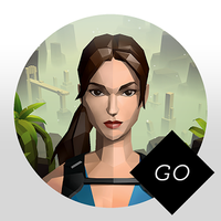 Lara Croft GO icon