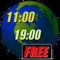 World Clock Widget 2017 Free 4.5.3