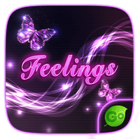 Icono de Feelings GO Keyboard Theme