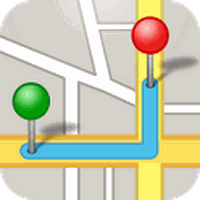 Icono de GPS Navigation & Maps – Scout
