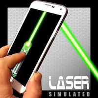 Icono de Laser Pointer X2 Simulator