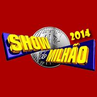 Ícone do apk Show do Milhão 2014