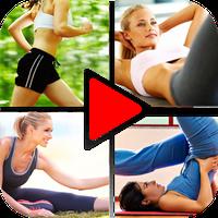 운동과 여성 운동의 apk 아이콘