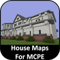 House MCPE Maps for Minecraft 2.3