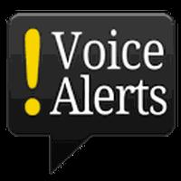 Ícone do apk Voice Alerts