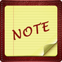 Note: color notepad, memo, chroma notebook widgets 1.4.4