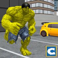 Canavar kahraman şehir savaş APK Simgesi
