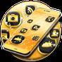 Neon Altın Tema Launcher GO 1.221.1.111