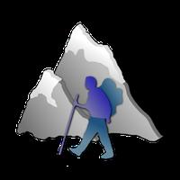 Ícone do AlpineQuest GPS Hiking