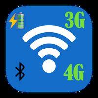 Ícone do apk Wifi 3g impulsionador do sinal