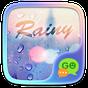 (FREE) GO SMS RAINY THEME 3.3.1