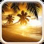 Pôr do sol na praia 3.1