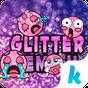 Glitter Emoji Kika Keyboard 6.0