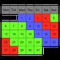 Shift Work Calendar 1.9.16