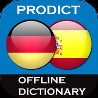 German - Spanish dictionary icon