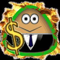 Ícone do apk Pou infinito dinheiro