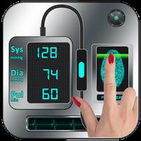 Blood Pressure Scanner Prank apk icon