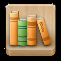 Ikon Aldiko Book Reader Premium