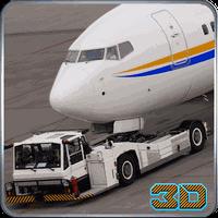 Havaalanı Uçuş Personel Sim APK Simgesi