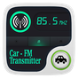 Fm Transmitter - Phone To Car white Radio Fm 2.0 APK