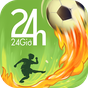 Bóng đá 24h Lịch đấu Livescore 1.0.15