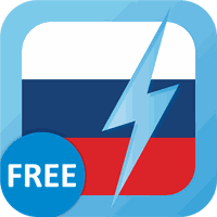 Ícone do Learn Russian Free WordPower