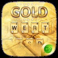 Gold Pro GO Keyboard Theme 아이콘