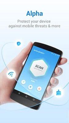 Alpha Security-Antivirus screenshot apk 2
