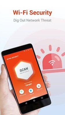 Alpha Security-Antivirus screenshot apk 0