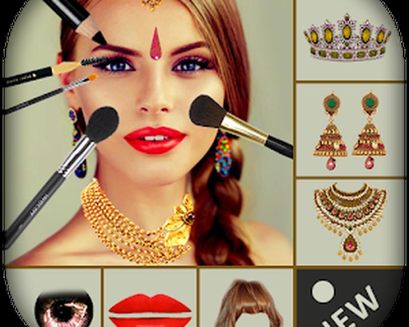 3D Woman Makeup Salon Photo Editor 2018 Android - Free