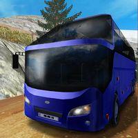 Offroad Tourist Bus Hill Climb apk icon