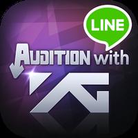 ไอคอน APK ของ LINE Audition With YG