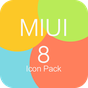 MIUI 8 - Icon Pack 1.0.9