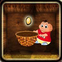 Chicken egg Catcher: Farm Game apk icon