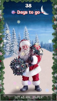 Christmas Countdown Wallpaper image 2